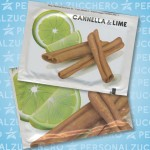 Salvietta media, profumazione Cannella e Lime==Medium Refreshing Towels, fragrance Cinnamon and Lime