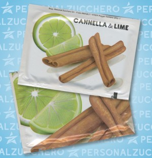 Salvietta media, profumazione Cannella e Lime==Medium Refreshing Towels, fragrance Cinnamon and Lime