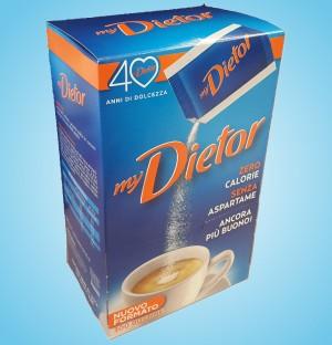 box-dietor, dolcificante