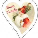 bustina a cuore
