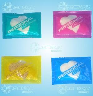 bustine trasparenti, buistine di zucchero trasparenti, bustine di zucchero, transparent sugar sachet
