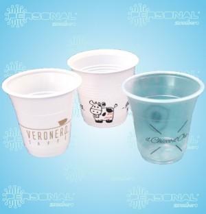 BICCHIERINI, BICCHIERI IN PLASTICA, PLASTIC CUP, PLASTIC GLASSES, BICCHIERI DA CAFFE', BICCHIERI DA 80CC