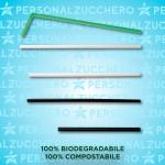 cannucce Bio in PLA==Bio Straws