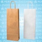 borse portabottiglie, wine bags, paper bags, borse in carta